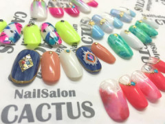 NailSalonCACTUS(カクタス)立川店の店舗内装写真