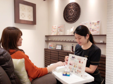 heartynail(ハーティーネイル)自由が丘南口店の店長写真