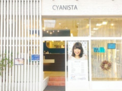 CYANISTA(シアニスタ)の店舗写真