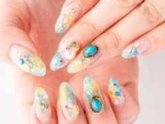 For Nails(フォーネイルズ)のサロン写真