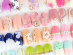For Nails(フォーネイルズ)の店舗内装写真