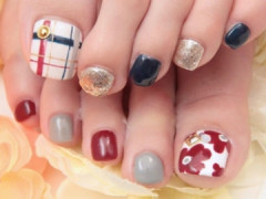 Nail's Aimy(ネイルズ アイミー)の店舗内装写真
