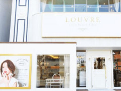 LOUVRE Total Beauty Salon 学園前(ルーヴル)の店舗内装写真