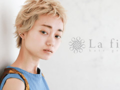 La fith hair vail 梅田店(ラフィス ヘアーヴェイル)の店舗内装写真