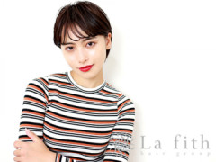 La fith hair rond 立川店(ラフィス ヘアーロン)の店舗内装写真