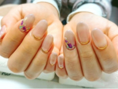 nail & beauty 凛空-link(リンク)- 上尾店のネイルデザイン写真1
